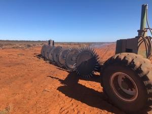 WANTED Batler Wheel Rake