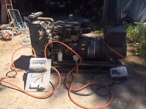 Perkins/Mecc Alte Generator