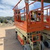 Under Auction - JLG 2032ES Sissor Lift - 2% + GST Buyers Premium On All Lots