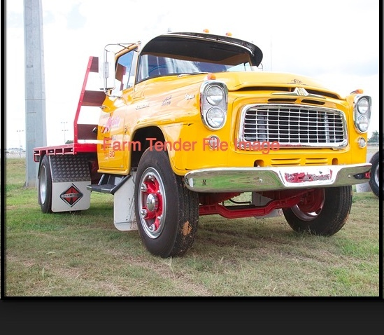 International AA180 Truck