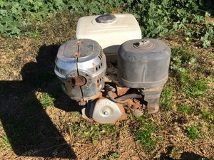 Under Auction - Honda Auger Motor - 2% Buyers Premium on all Lots