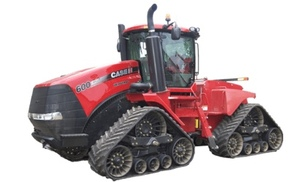 WANTED - USED Case Quadtrac Tracks