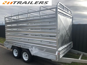 NEW 3000kg CATTLE FLOATS IN STOCK. - We Deliver Australia Wide - Easy Pay available