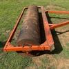 12ft Steel Barrel Roller