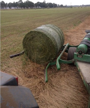 McHale 991B Cable Controlled Silage Wrapper For Sale