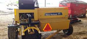 Under Auction - New Holland BC5070 Small Square Baler - 2% + GST Buyers Premium On All Lots