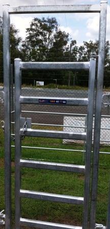 Manway Gate