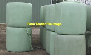 Rye & Clover Silage 5x4 Bales