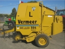 WANTED!!!!   Veermer or NH Round Baler