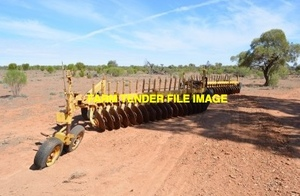 WANTED John Shearer 5GP One Way Disc Plough