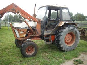 Case 1390 Front End Loader Tractor