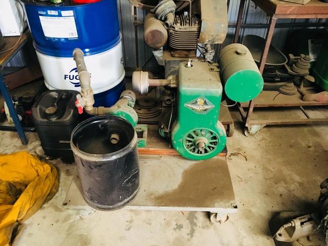 Austral Petrol Engine