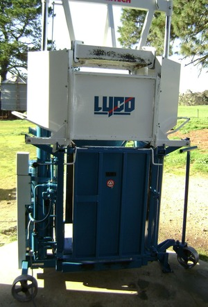 Lyco Power Tech Wool Press For sale