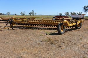 Under Auction - (A132) - Chamberlain Disc Plough - 2% + GST Buyers Premium On All Lots