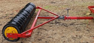 10ft Bison crop roller