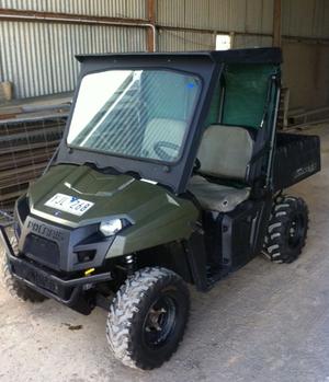 Polaris Ranger 400 4X4 Petrol