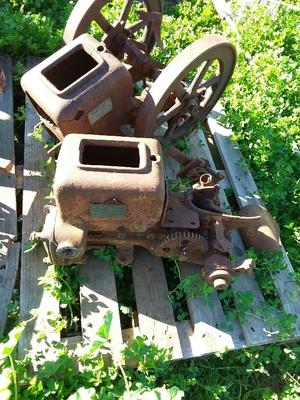 Sundial Open Crank Motor #1