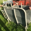 Mobile calf cradle and gates for sale