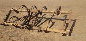 Yeomans 9Tyne 3PL Chisel Plough
