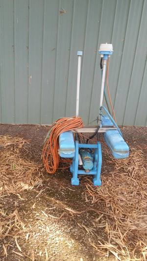 Under Auction - (A140) - Aqua Co Water Aerator Pump Unit - 2% + GST Buyers Premium On All Lots