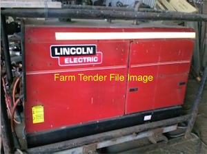 WANTED - LINCOLN Welder/Generator (or similar).