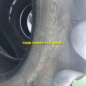 WANTED Tractor Tyre 620/70R46 80% Tread