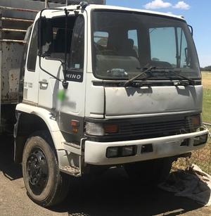 WANTED Nissan & Hino Farm Trucks to Buy