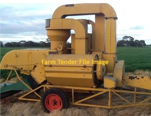 WANTED Horwood Bagshaw Clover Harvester