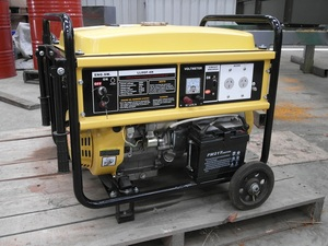 New Generator 15 Hp Petrol 230 Volts 6.0 Kw