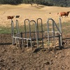 Round hay feeders - 2 available