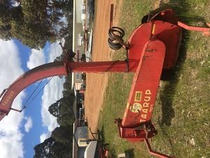 Taarup 101 Forage Harvester