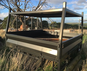 Dual Cab Ute Tray For Sale