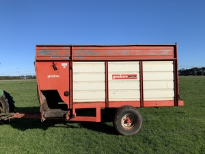 Gendore Silage Feedout Wagon