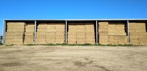 580mt Oaten Hay (610kg 8x4x3 bales)