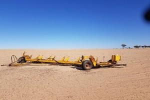 35 Disc Western Plough