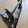 EURO QUICK HITCH CONVERSION KIT FOR LOADERS (2000 kg) (NEW)