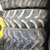 Dual Tyres & Rims 20.8-42 to suit John Deere Header