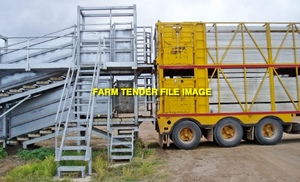 WANTED Two deck Cattle Loading Race