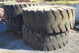 Bridgestone 26.5 x 25  Loader Tyres For Sale 26 Ply