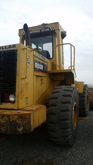 Looking for Caterpillar 95OB 95OE 966 / E / F - Loaders - 14H, 12G, 140G Graders