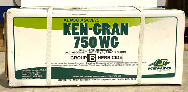Ken-Gran 750 WG Pre-Emergent Herbicide