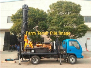Drilling Rig for private use