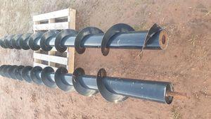 Ag-Shield Upper Cross Auger, Top Auger Kit 30 foot