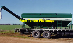 Belt Driven Seed & Super Unit for 18ft Tray Truck