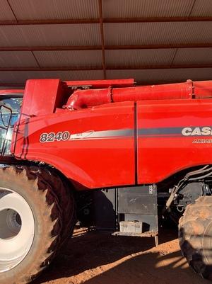 2016 Case IH 8240 4WD Rice Header (No Front)