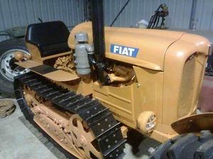 Fully Restored Fiat Crawler 311C