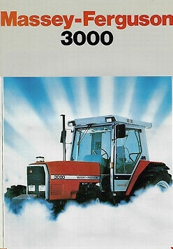 WANTED Massey Ferguson 3000 Series Tractor