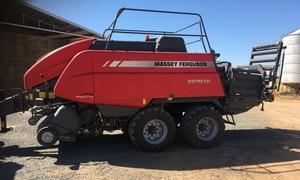 2015 Massey Ferguson 2270XD Baler