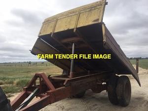 WANTED Farm Tipper Trailer