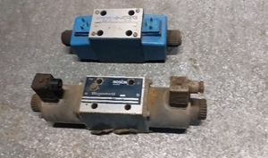 *WANTED* Electrically operated hydraulic  valves ( solenoid valves )